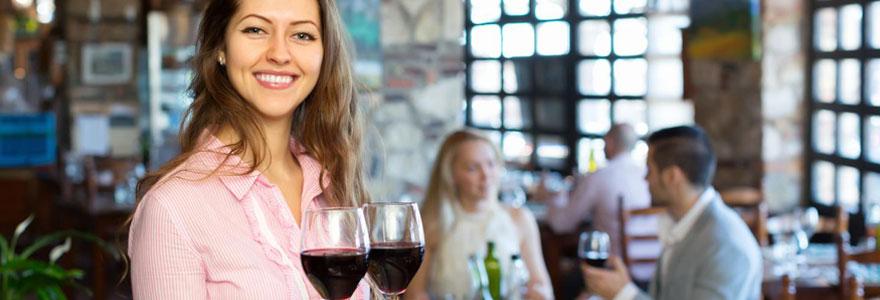 Parcours client en restaurant