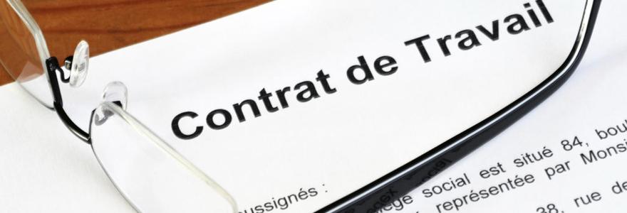 période d'essai dans un contrat de travail